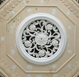 Ceiling Medallion – Hotel Syracuse
