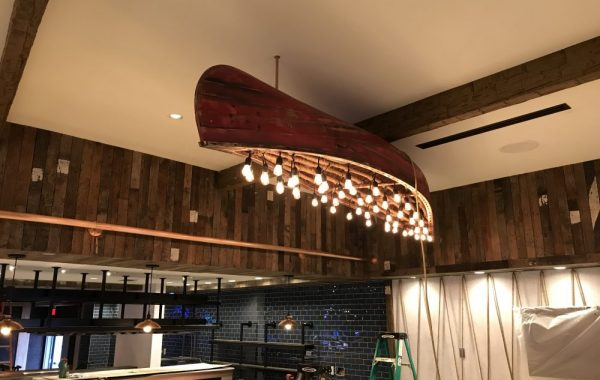 Canoe Light Fixtures